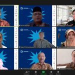 Launching Beasiswa APERTI BUMN secara virtual, Sabtu (13/6) kemarin.