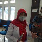 Kepala Unit Transfusi Darah (UTD) PMI Kota Bandung, Uke Muktimanah.