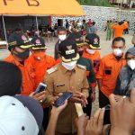 Bupati Bandung, Dadang Supriatna di Kecamatan Cikancung, Kabupaten Bandung pada Selasa (15/6).