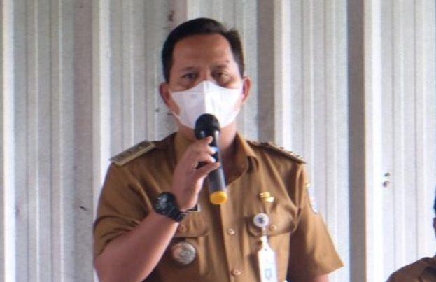 Camat Bojongsari, Dede Hidayat (ist.)