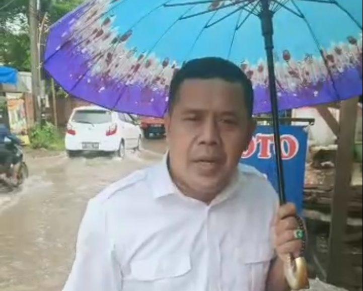 DPRD Kota Depok, Babai Suhaimi.