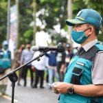 Bupati Bandung Dadang Supriatna.