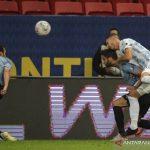 ARGENTINA VS URUGUAY EURO 2020
