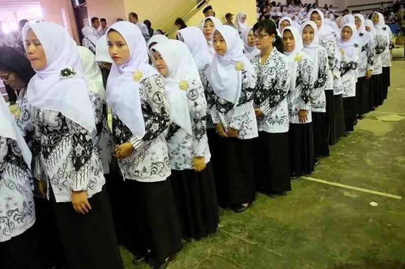 Ilustrasi Guru Honorer. Foto: FAJAR INDONESIA NETWORK