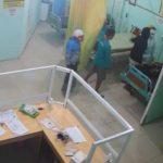 Pemukul perawat pasien covid-19