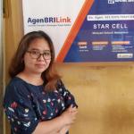 Agen BRILink, Lili Setiawan.