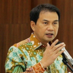 Wakil Ketua DPR RI M. Azis Syamsuddin. (ANTARA FOTO/ Reno Esnir/wsj/aa)
