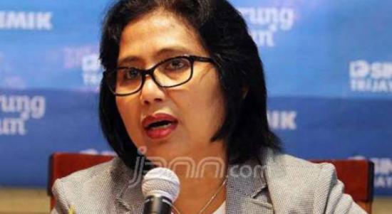 Politikus NasDem Irma Suryani. Foto: dok.JPNN.com