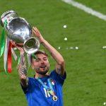 Pemain Italia, Ciro Immobile. (UEFA)