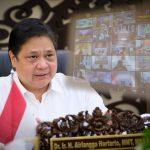 Ketua Komite Penanganan Covid-19 dan Pemulihan Ekonomi Nasional (KPC-PEN) Airlangga Hartarto