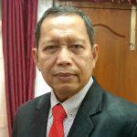 Anggota DPRD Komisi IV Drs. H. Daddy Rohanady dari Fraksi Partai Gerindra