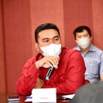 Anggota Komisi V DPRD Jabar Bambang Mujiarto