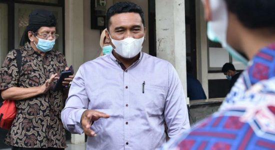 Bambang Mujiarto, Anggota Konisi V DPRD Jabr dari Fraksi PDI Perjuangan