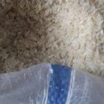 Beras yang dibagikan di Desa Keresek, Kecamatan Panyingkiran berkualitas tidak layak konsumsi