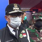 Gubernur Jawa Barat Ridwan Kamil bersama Panglima Kodam III silwangi dan Kapoda Jabar