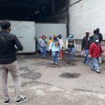 ILUSTRASI: Pabrik tekstil di Kabupaten Bandung diketahui langgar PPKM Darurat.