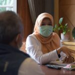 Kepala Badan Pengelolaan Keuangan dan Aset Daerah (BPKAD) Provinsi Jabar Nanin Hayani Adam