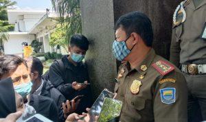 Kepala Bidang (Kabid) Ketertiban Umum (Tibum) Satpol PP Kota Bandung, Idris Kuswandi