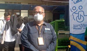 Kepala dinas sosial Jawa barat Dodo Suhendar