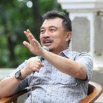 Ketua Komisi V Abdul Haris Bobihoe dari Fraksi Partai Gerindra