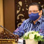 Menteri Koordinator Bidang Perekonomian Airlangga Hartarto 5