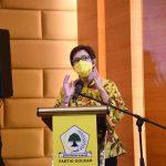 Anggota Komisi I DPR RI Nurul Arifin