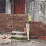 Rumah penghapal qur'an ditutup tembok oleh anggota dewan makasar