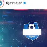 Perubahan logo Liga 1 2022/2022. Foto: tangkapan layar akun Instagram @liga1match