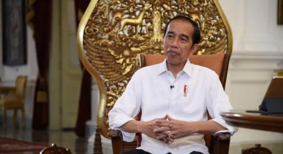 Presiden Joko Widodo (Jokowi). (BPMI Sekretariat Presiden)
