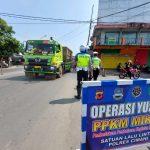 ILUSTRASI: Pelaksanaan penyekatan kendaraan di Gerbang Tol Padalarang, KBB, saat PPKM Darurat.
