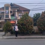 wilayah Kecamatan Rancaekek, Kabupaten Bandung, beberapa waktu lalu. (Yanuar Baswata/Jabar Ekspres)