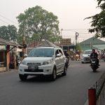 ILUSTRASI: Sekitar wilayah jalan Sriwijaya, Kota Cimahi. (Intan Aida/Jabar Ekspres)