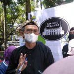 Kepala Dinas Koperasi Usaha Mikro Kecil dan Menengah (UMKM) Kota Bandung, Atet Dendi Handiman.