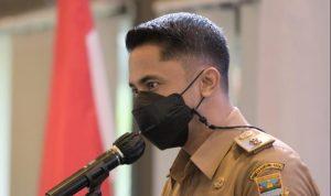 Pelaksana Tugas (Plt) Bupati Bandung Barat, Hengky Kurniawan