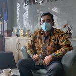 Ketua DPRD Kota Bandung, Tedy Rusmawan.