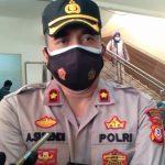 Kapolsek Cicalengka, Kompol Aep Suhendi saat ditemui di Desa Panenjoan, Kecamatan Cicalengka, Kabupaten Bandung, beberapa waktu lalu. (Yanuar Baswata/Jabar Ekspres)