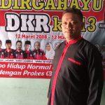 Ketua DKR Depok, Roy Pangharapan.