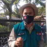 Kepala DKPP Kota Bandung, Gin Gin Ginanjar.