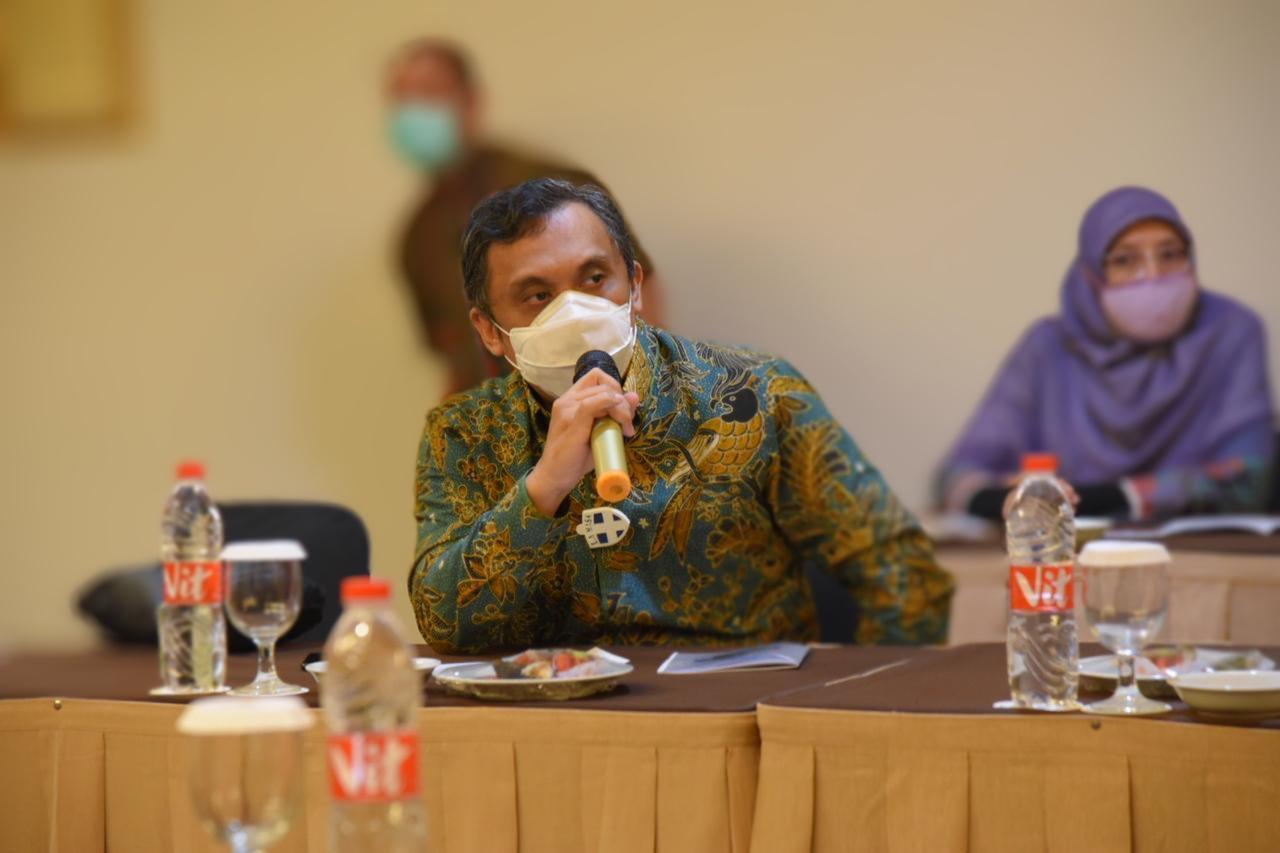 Anggota Komisi XI DPR RI, Ahmad Najib Qudratullah.