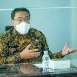 Kepala Badan Pengelola Keuangan dan Aset Daerah (BPKAD) Nanin Hayani Adam.