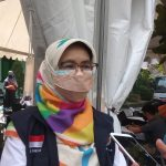 Kepala Dinas Kesehatan Kota Bandung, Ahyani Raksanagara.