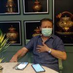 Ketua Persatuan Hotel Republik Indonesia (PHRI) Jabar Herman Muchtar