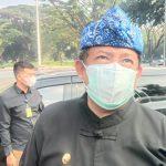 Wakil Wali Kota Bandung, Yana Mulyana, (Sandi Nugraha/Jabar Ekspres)