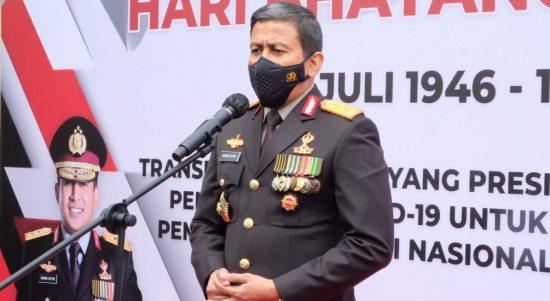 Kapolda jabar Irjen Pol. Ahmad Dofiri