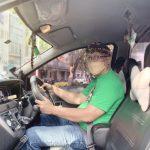Jadi Sopir Taksi Online Kala Pandemi: Berikan Oksigen ke Penumpang Hingga Bantu Persalinan di Mobil