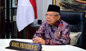 Direktur Eksekutif Indonesia Halal Watch (IHW) Ikhsan Abdullah mengapresiasi kerja keras Wakil Presiden Ma'ruf Amin. (istimewa)