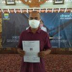 Ilustrasi warga non-DTKS yang menerima bantuan sosial
