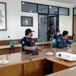 Kunjungan empat ketua geng motor ke Pemkot Cimahi, (Intan Aida/Jabar Ekspres)