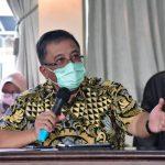 Anggota Dewan Perwakilan Rakyat Daerah (DPRD) Jawa Barat (Jabar), Haru Suandharu.