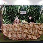 humas PHRI Jabar, Porta (kanan), direktur Sindang Reret Tetti Teriawati (kiri)